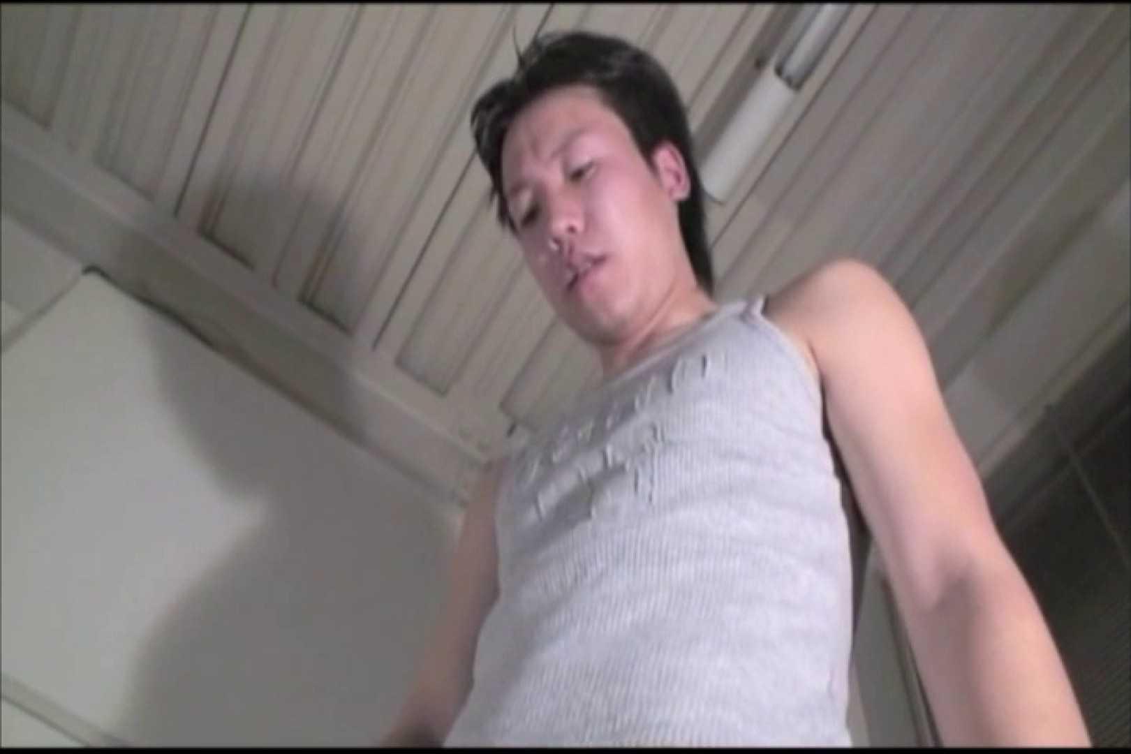 モデル系イケメンの秘密! ゲイのオナニー映像  83枚 16
