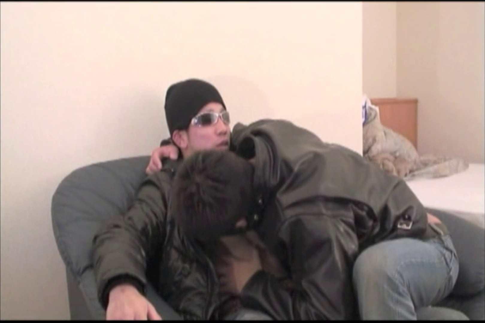 ワイルドボーイ二人組、仲が良すぎて・・・。 ゲイのプレイ ゲイエロ動画 98枚 34