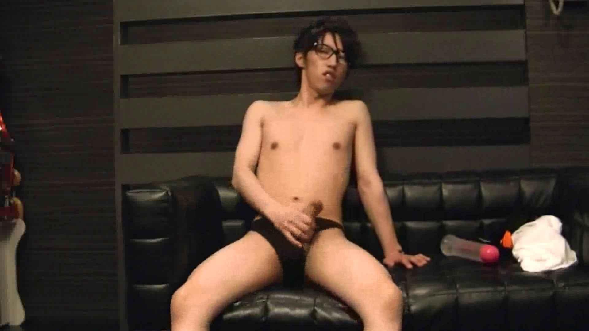ONA見せカーニバル!! Vol3 ゲイのオナニー映像  103枚 74