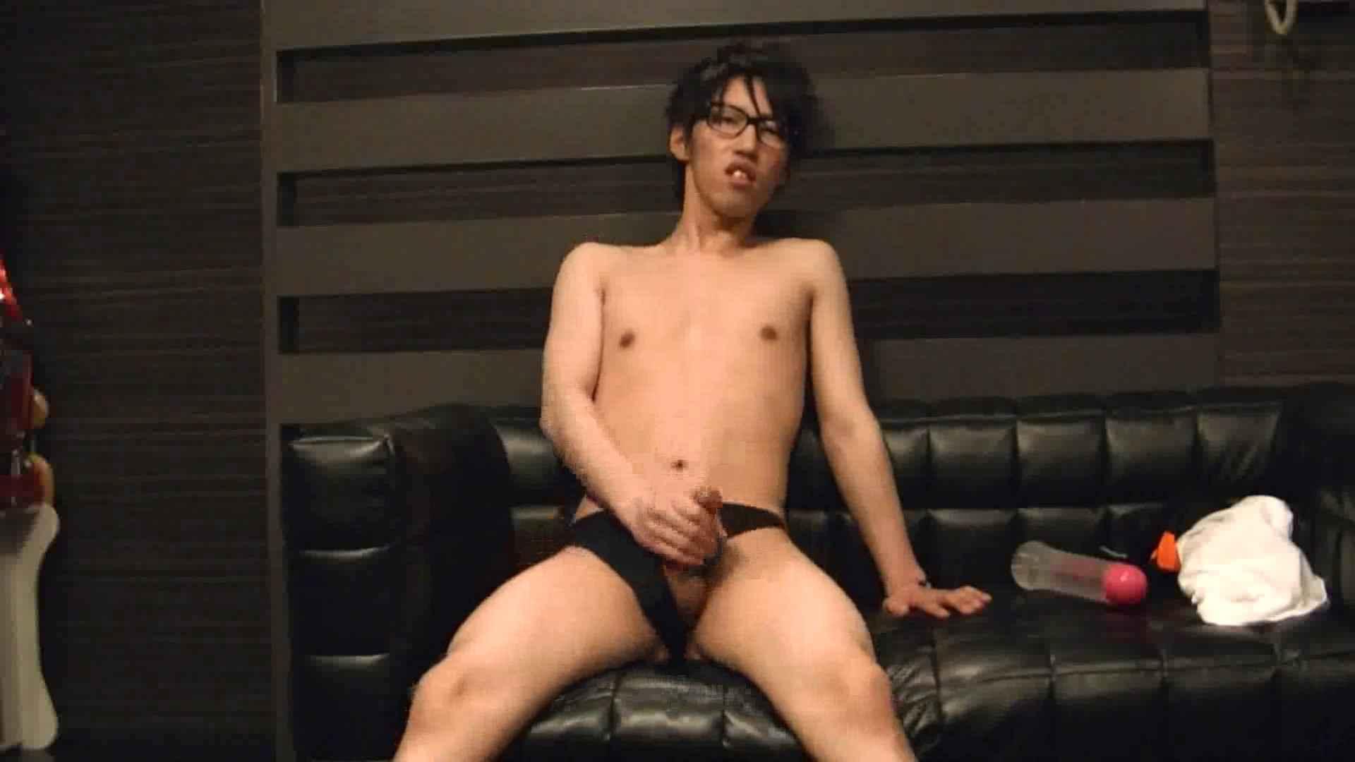 ONA見せカーニバル!! Vol3 ゲイのオナニー映像  103枚 100