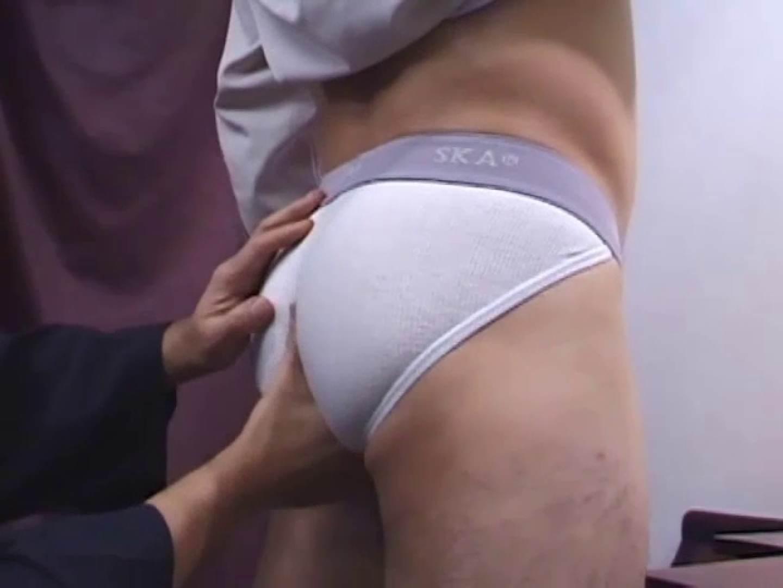 リーマン列伝!!白昼男根闘技会!!vol.07 シコシコ  55枚 35