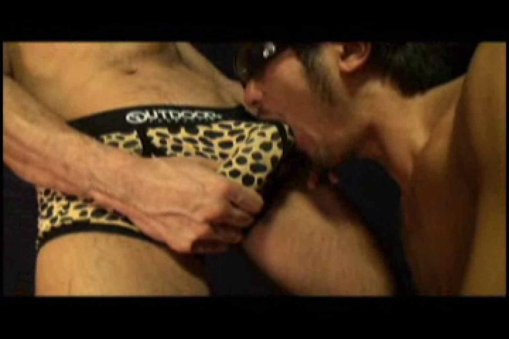 スジ筋ガチムチゴーグルマンvol7 男達のキス  103枚 76