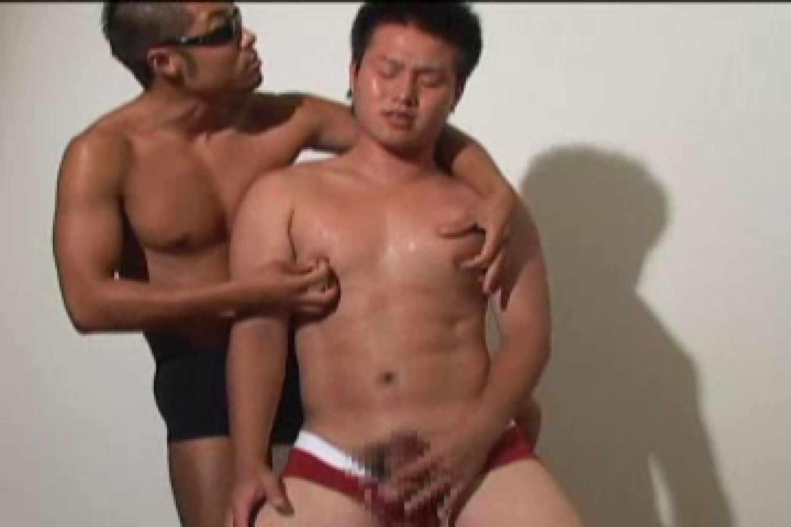 スポMENファック!!反り勃つ男根!!vol.3 男達のキス ゲイエロ画像 69枚 37