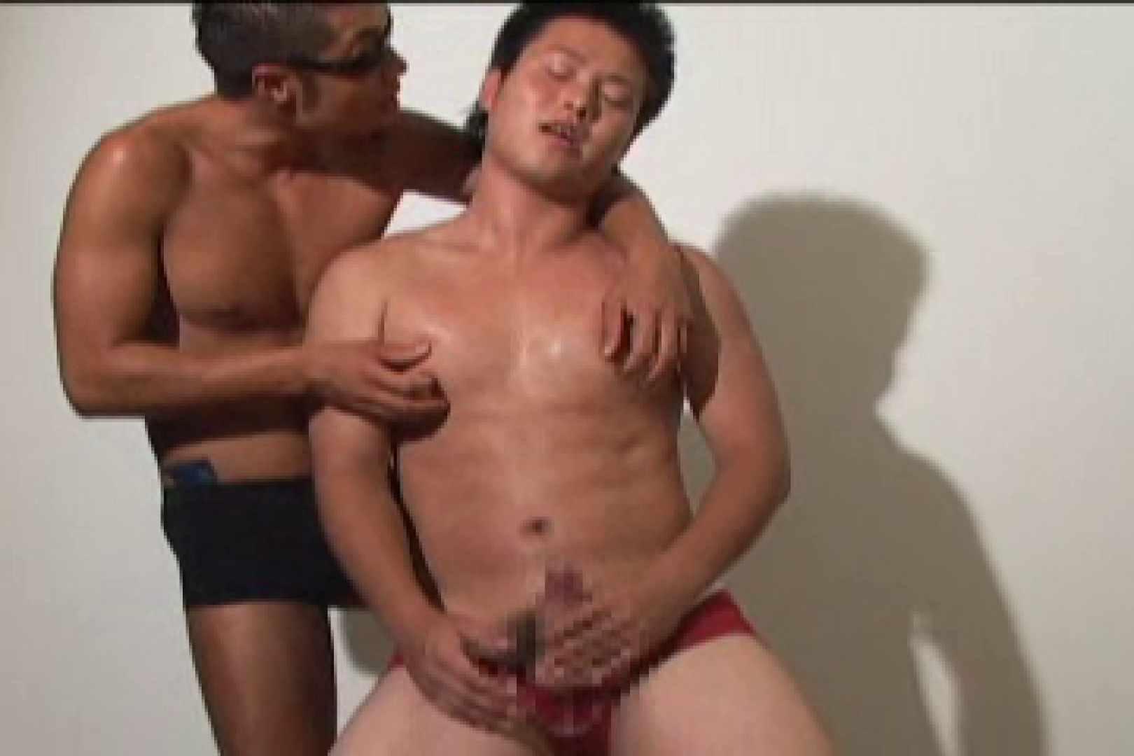 スポMENファック!!反り勃つ男根!!vol.3 ディープキス ゲイAV画像 69枚 39
