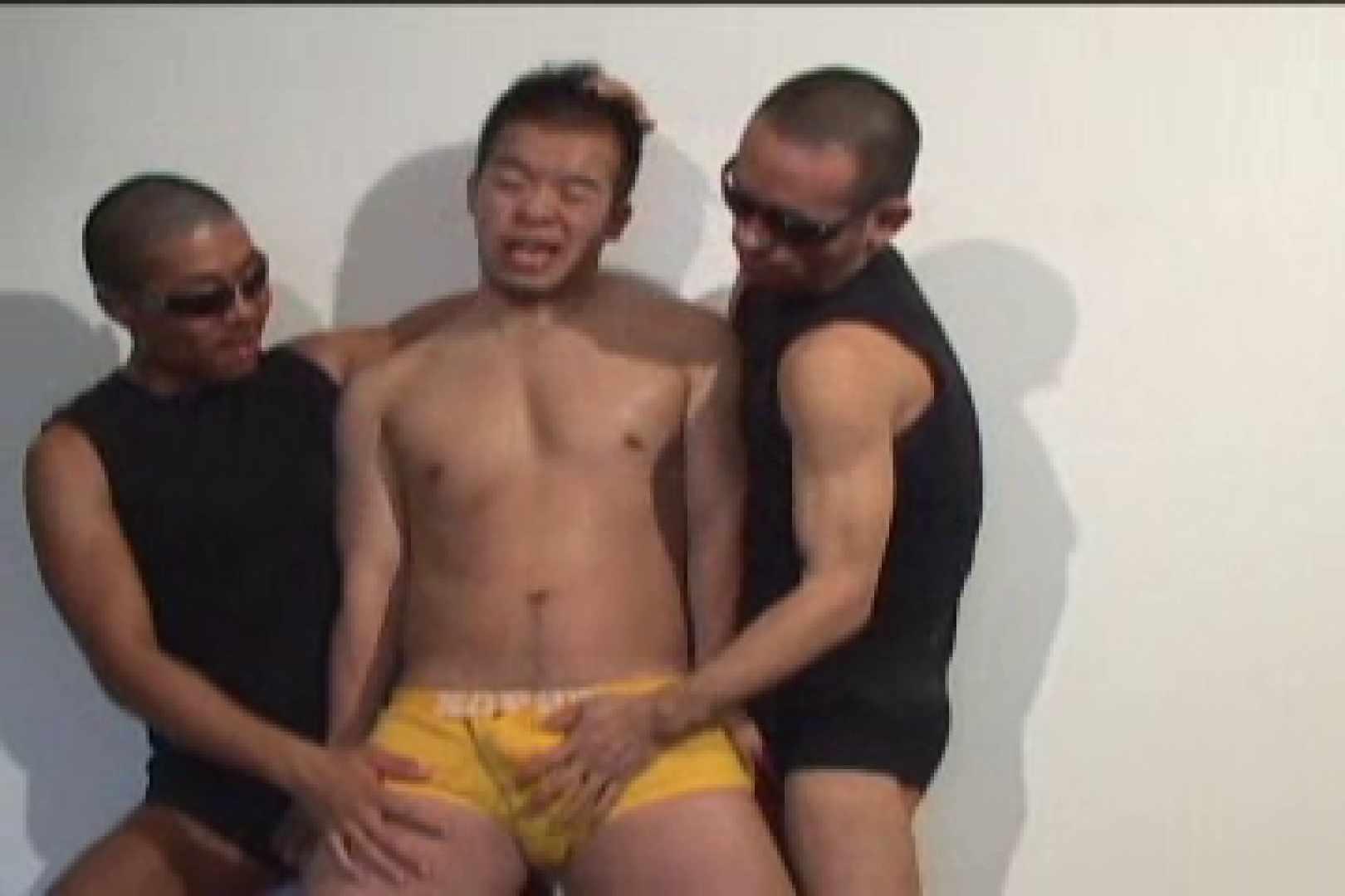 スポMENファック!!反り勃つ男根!!vol.14 ガッチリ ゲイ無修正画像 63枚 15