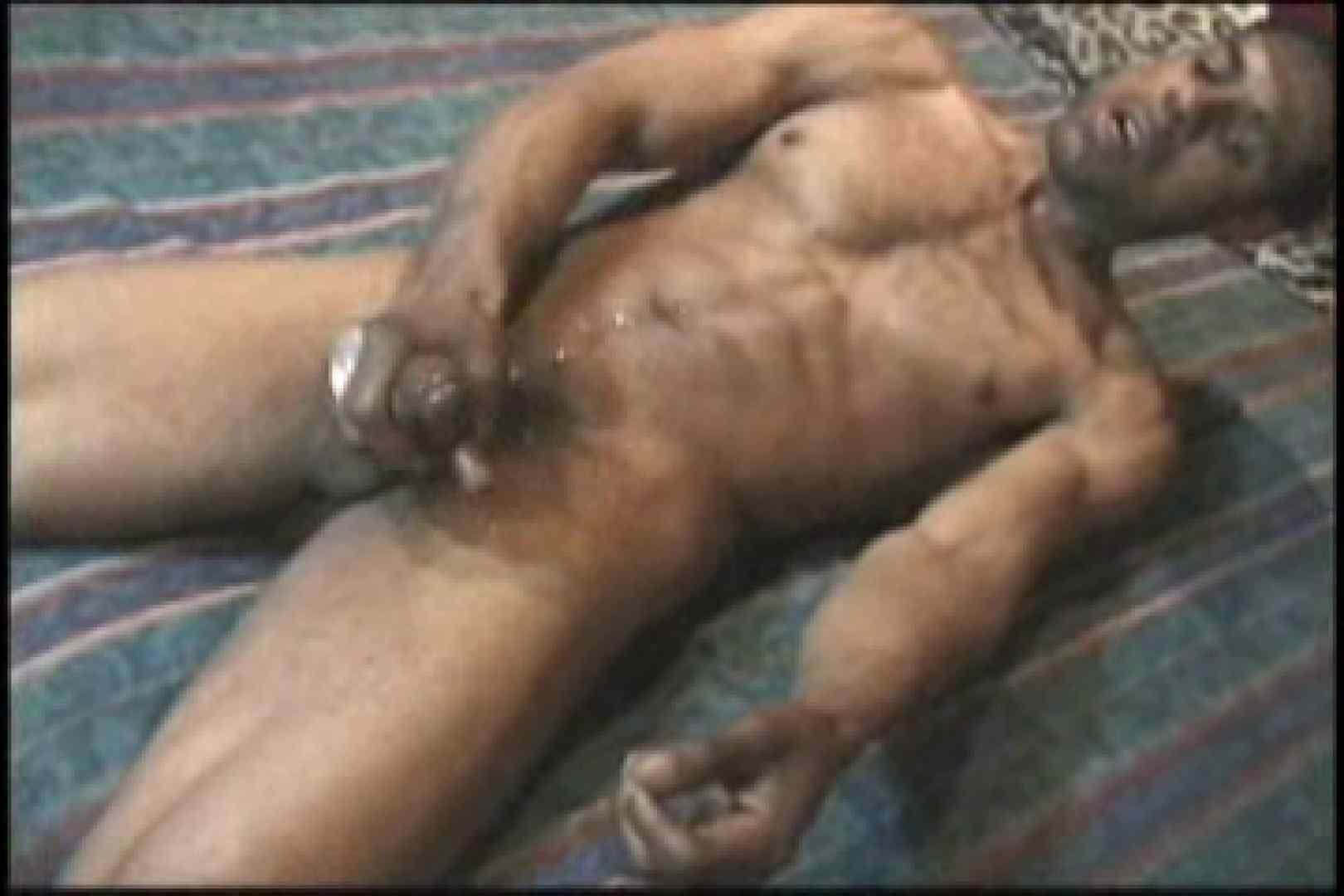 ファンキーな黒人さん!!BLACK POWER 01 フェラ天国 | ゲイのオナニー映像  107枚 61