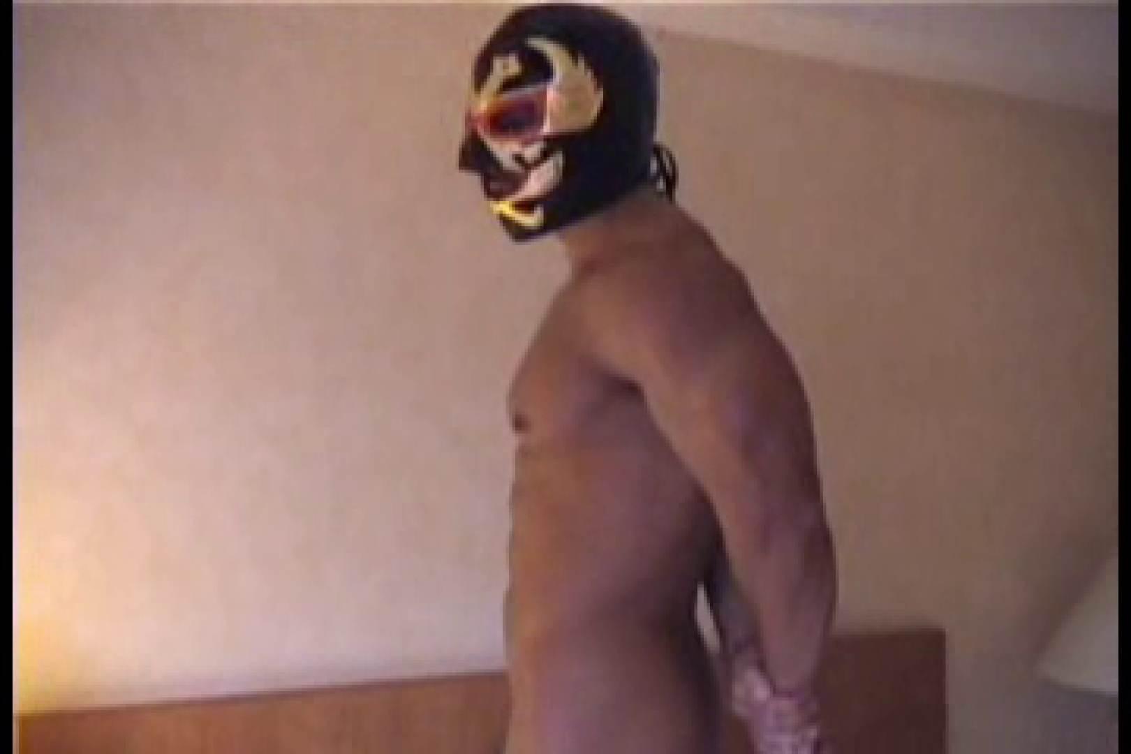 性器の味方ムキムキ覆面マッチョマン 男祭り 男同士画像 94枚 23