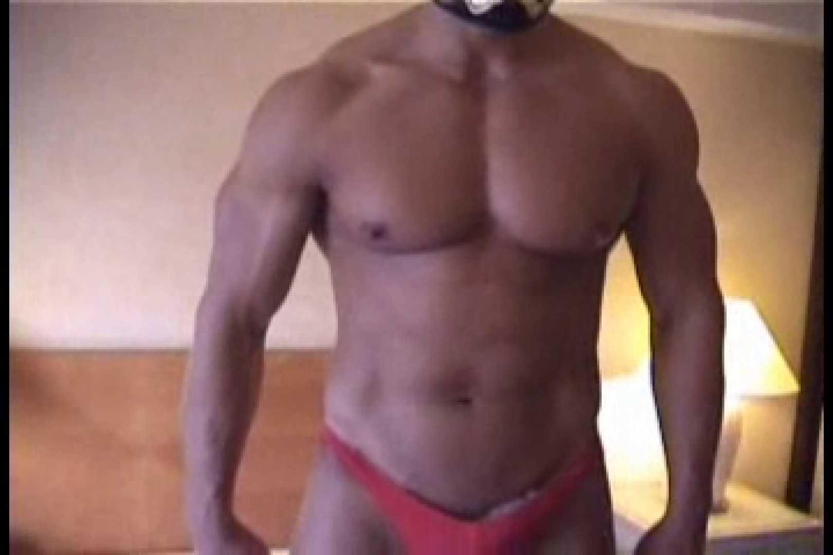 性器の味方ムキムキ覆面マッチョマン 男祭り 男同士画像 94枚 47