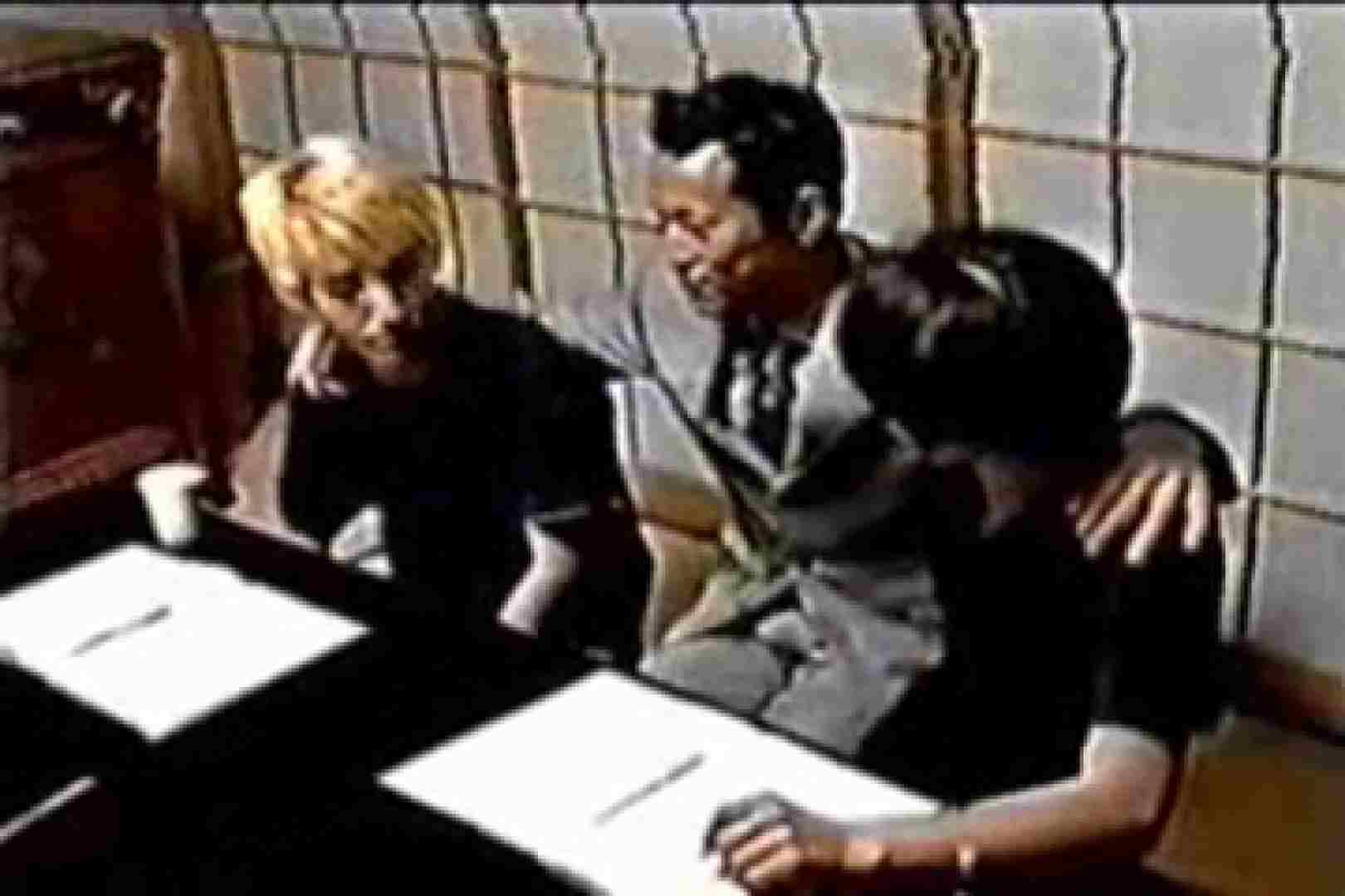 発掘!!10年前のVHSお宝ゲイ動画!! モデルボーイ  75枚 14