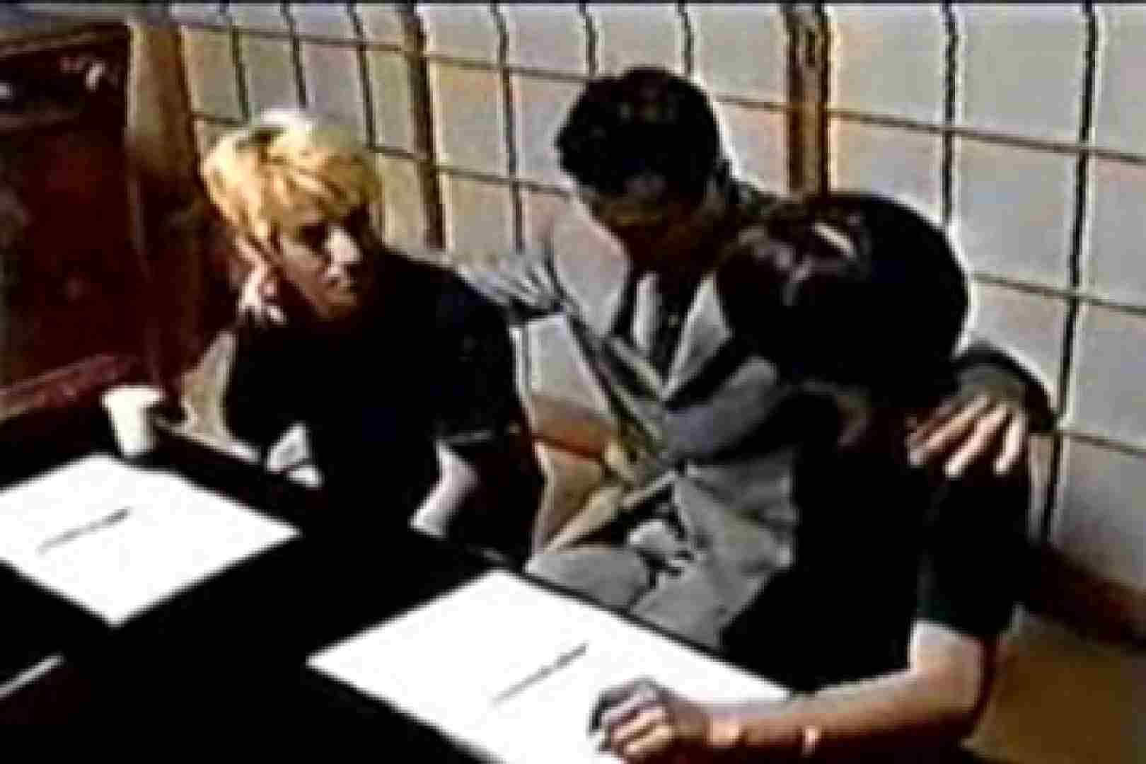 発掘!!10年前のVHSお宝ゲイ動画!! モデルボーイ | バイブで大興奮  75枚 15