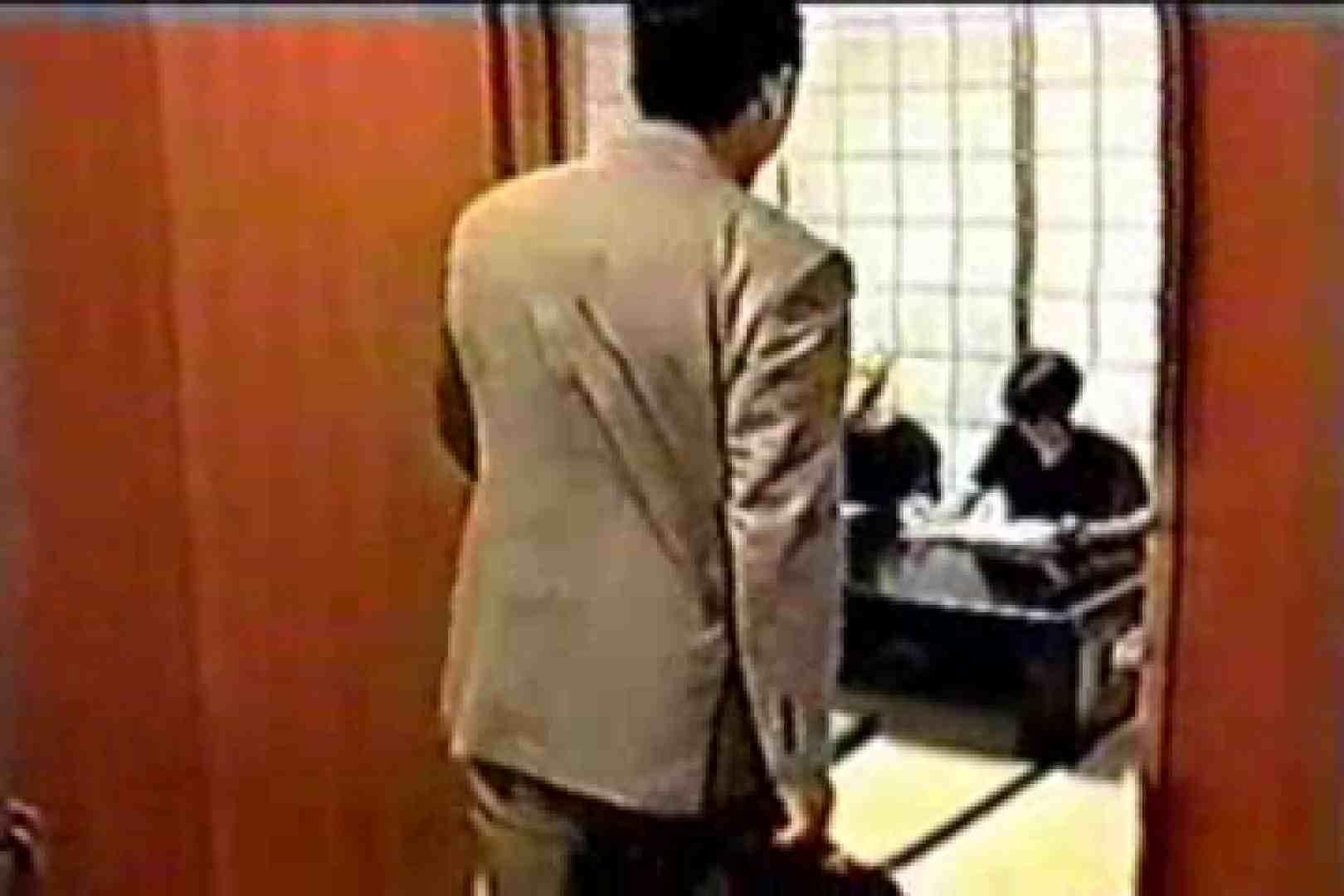 発掘!!10年前のVHSお宝ゲイ動画!! モデルボーイ | バイブで大興奮  75枚 43