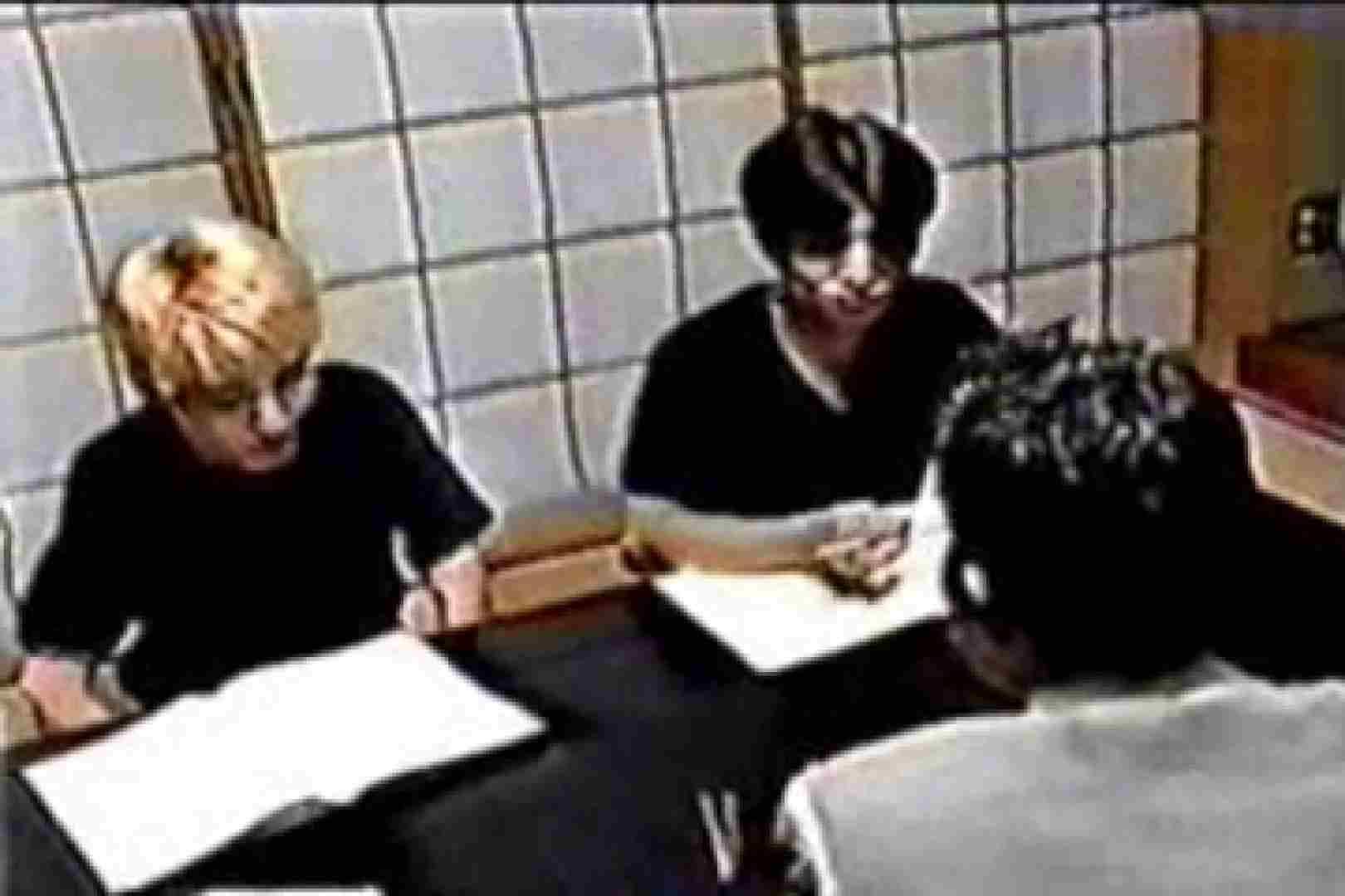 発掘!!10年前のVHSお宝ゲイ動画!! バック ゲイ無修正動画画像 75枚 46