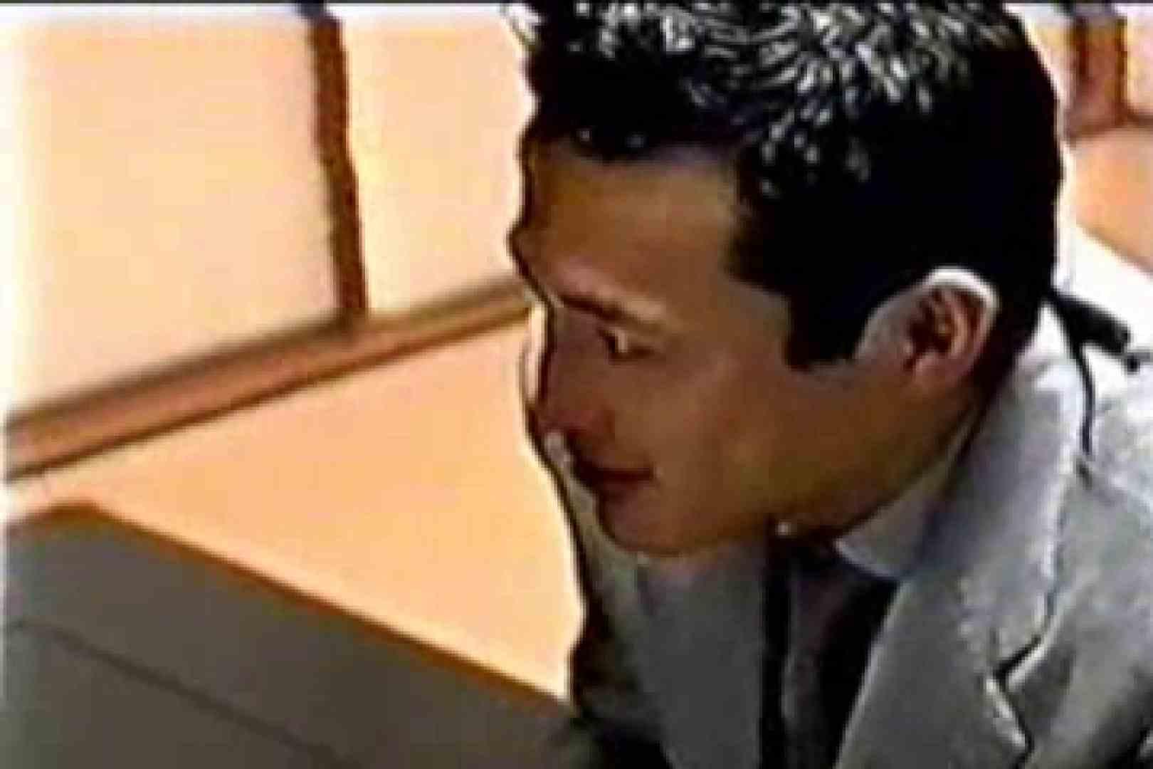発掘!!10年前のVHSお宝ゲイ動画!! 顔射シーン ゲイアダルト画像 75枚 62