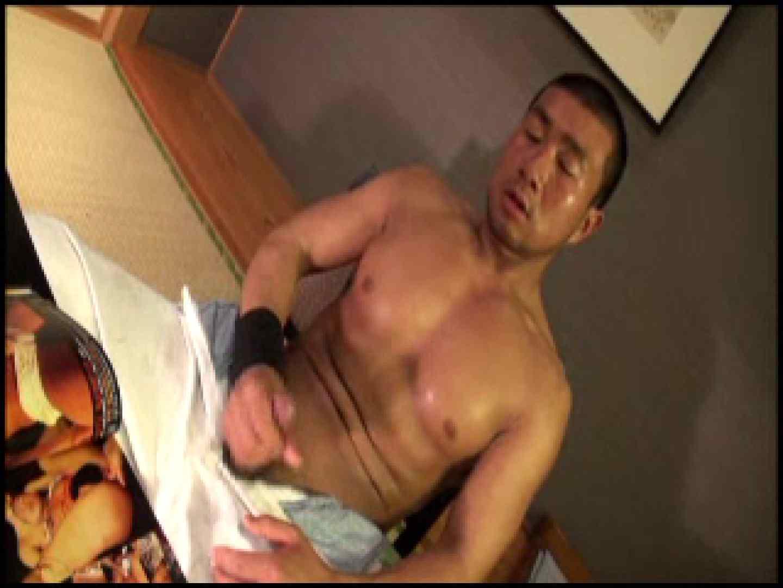 SUPER MUSCLE GAIN!!〜鋼鉄の筋肉〜vol.01  オチンコ亀頭 ゲイセックス画像 74枚 6
