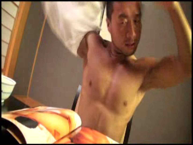 SUPER MUSCLE GAIN!!〜鋼鉄の筋肉〜vol.01  チンポ丸出し ゲイフリーエロ画像 74枚 18