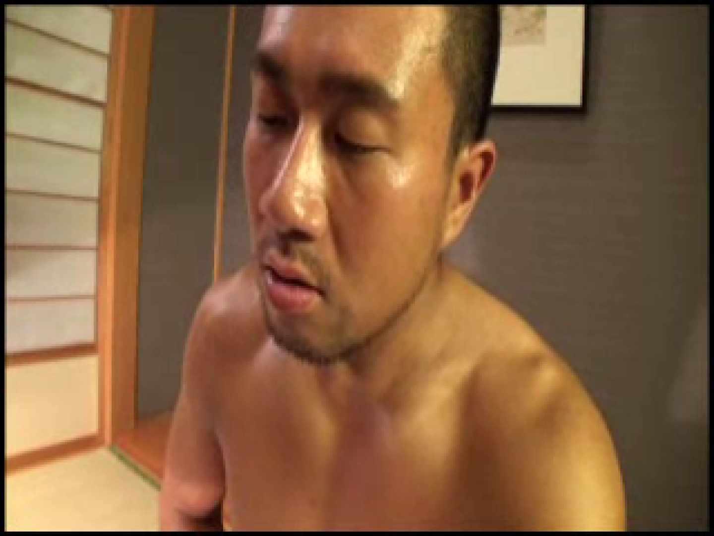 SUPER MUSCLE GAIN!!〜鋼鉄の筋肉〜vol.01  オチンコ亀頭 ゲイセックス画像 74枚 34