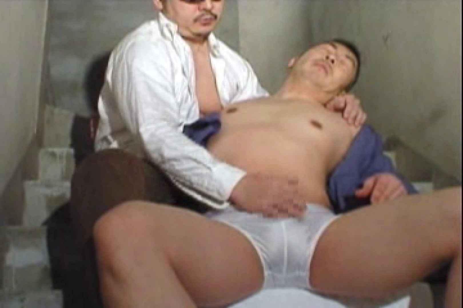 ガチムチリーマンFucker!!vol.02 アナルで大興奮 ゲイエロビデオ画像 80枚 27