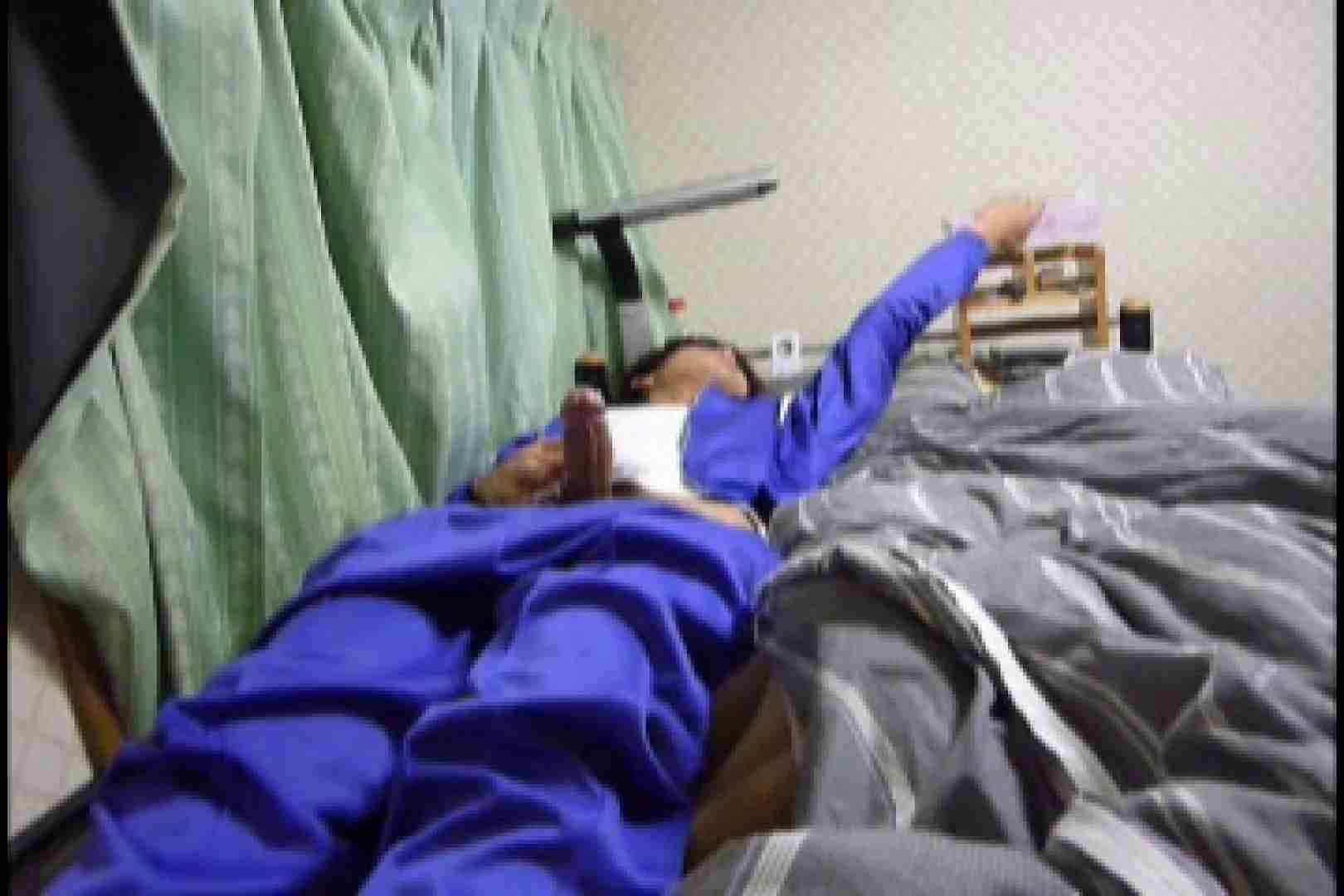オナ好きノンケテニス部員の自画撮り投稿vol.06 ゲイのオナニー映像 尻マンコ画像 75枚 17