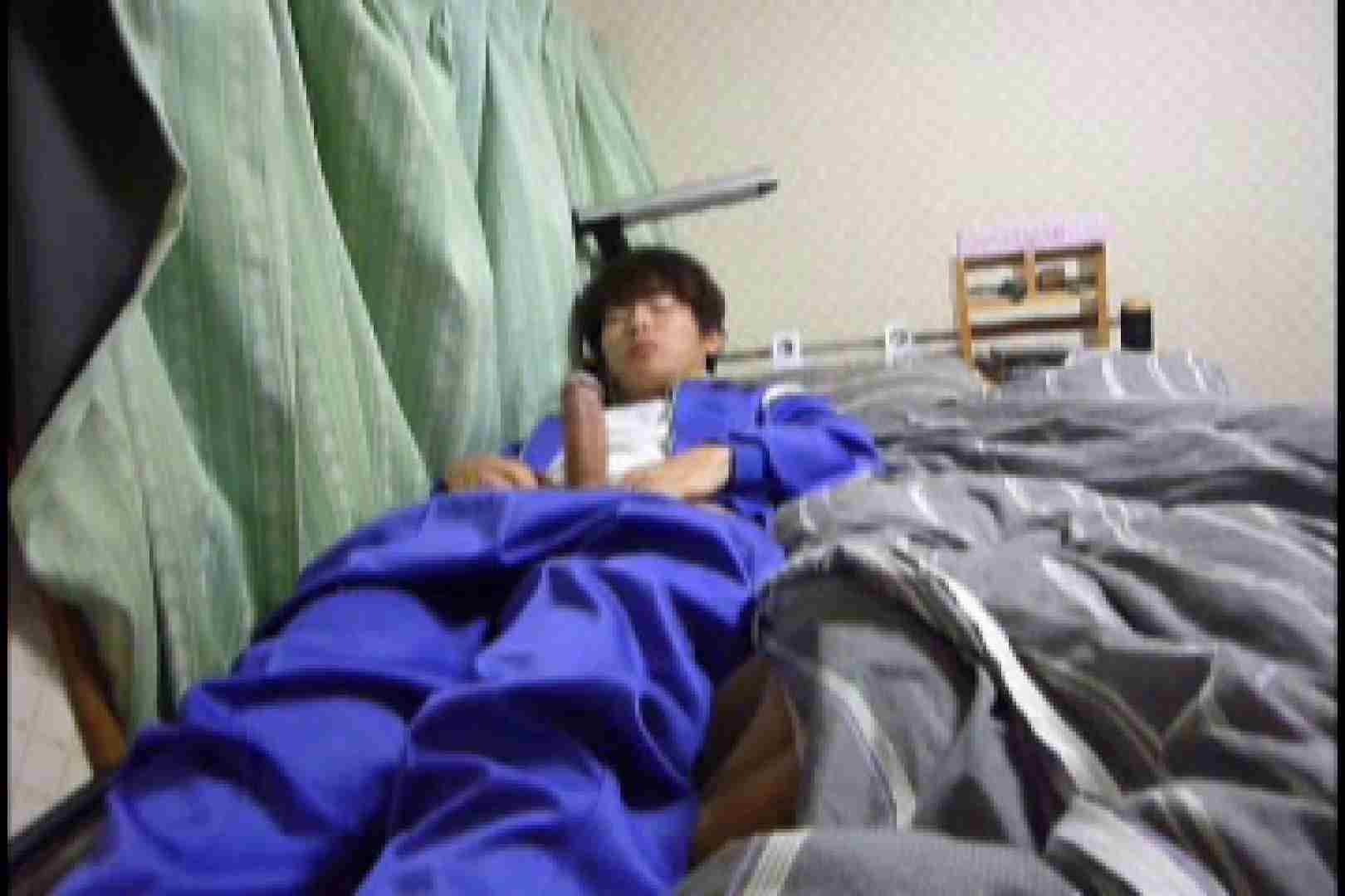 オナ好きノンケテニス部員の自画撮り投稿vol.06 ゲイのオナニー映像 尻マンコ画像 75枚 47