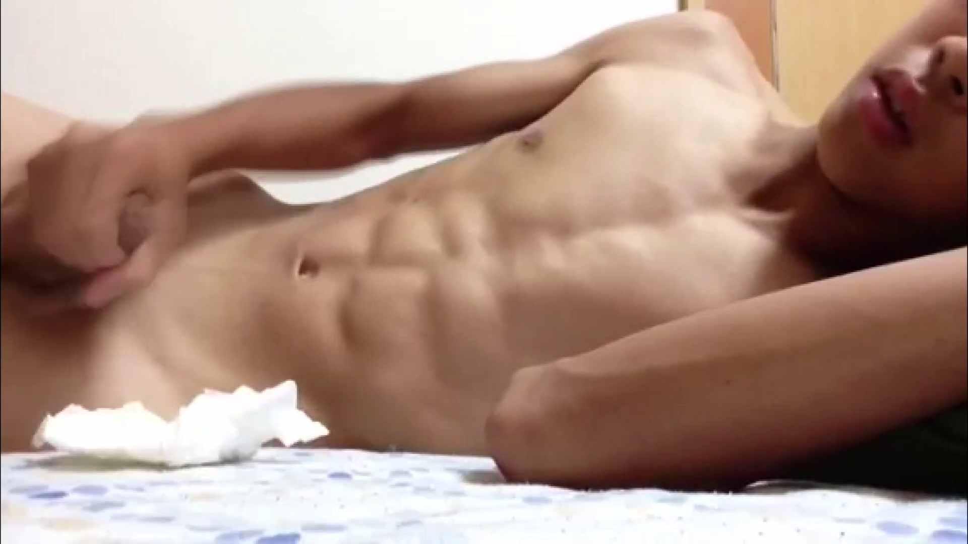 大人の男を夢見るBOYS Vol.06 ゲイのオナニー映像  80枚 22