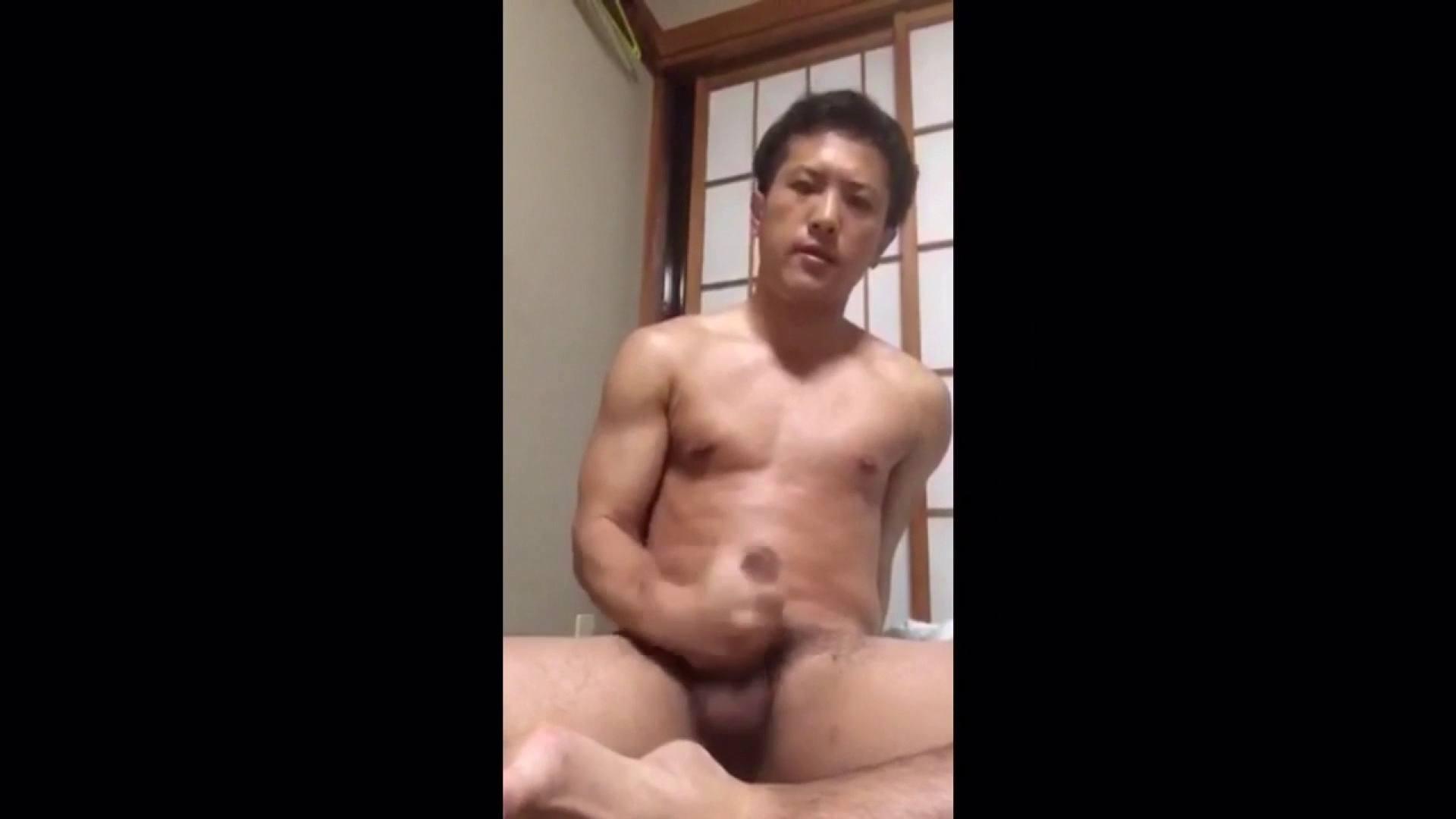 個人撮影 自慰の極意 Vol.25 ゲイのオナニー映像   イケメンたち  75枚 56