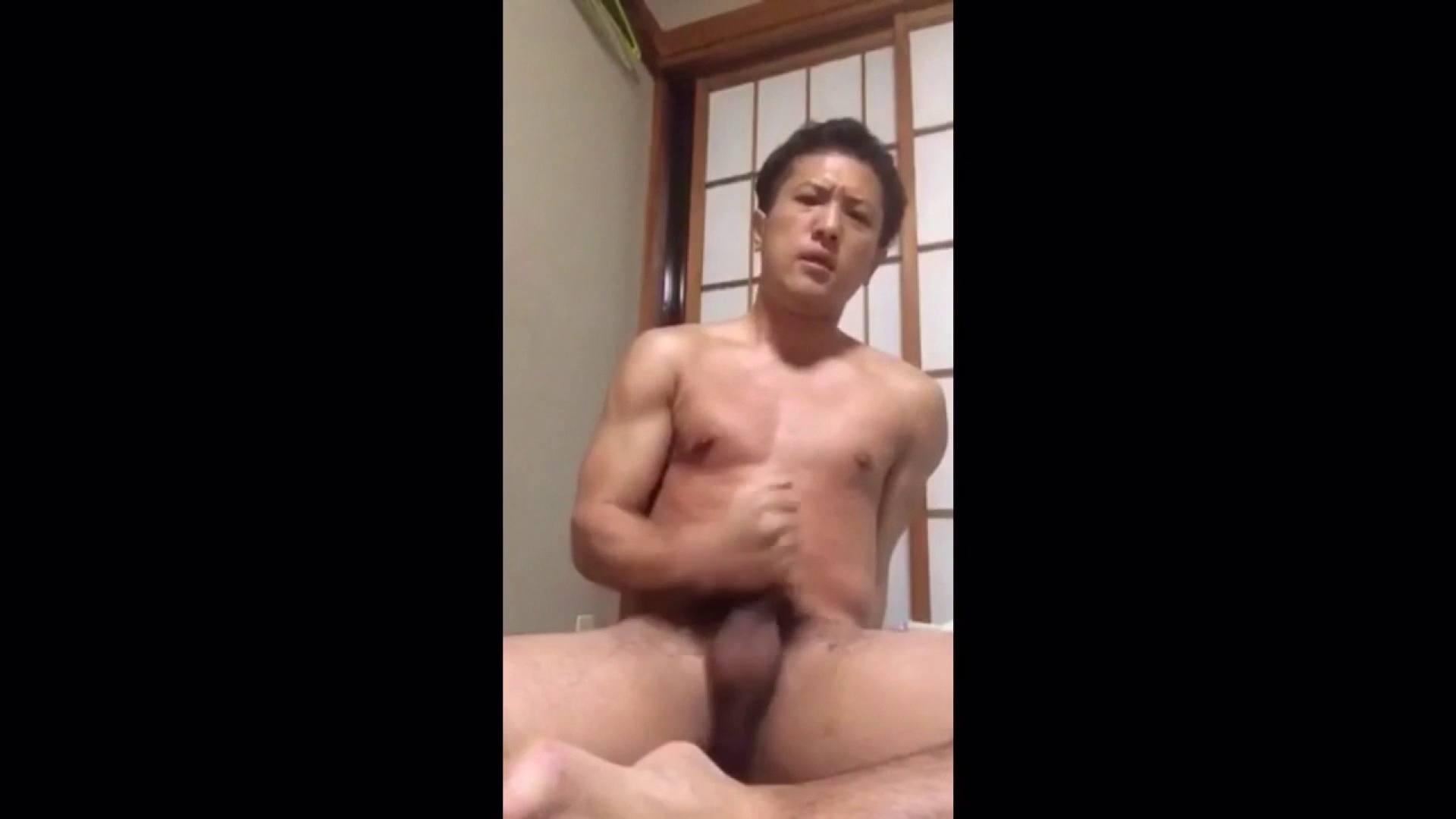 個人撮影 自慰の極意 Vol.25 ゲイのオナニー映像  75枚 60
