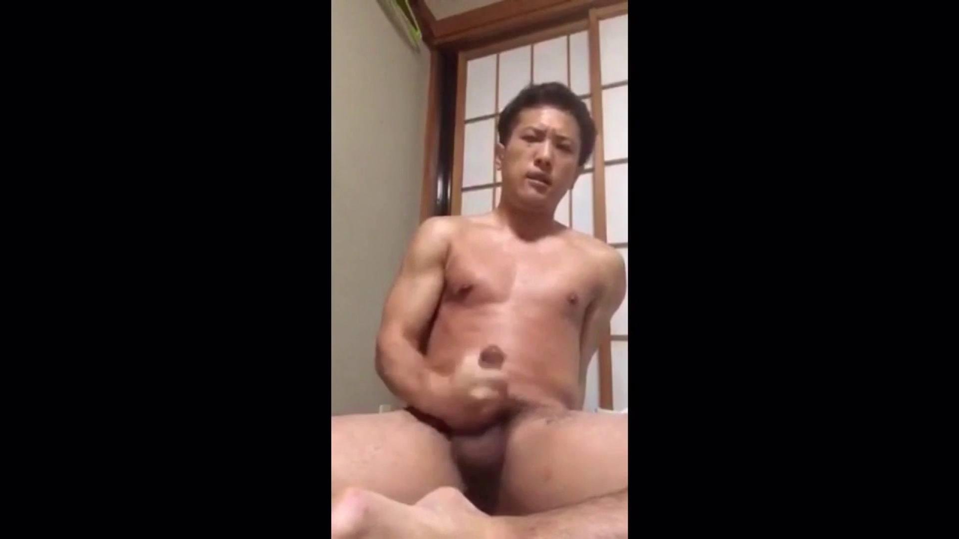 個人撮影 自慰の極意 Vol.25 ゲイのオナニー映像   イケメンたち  75枚 61