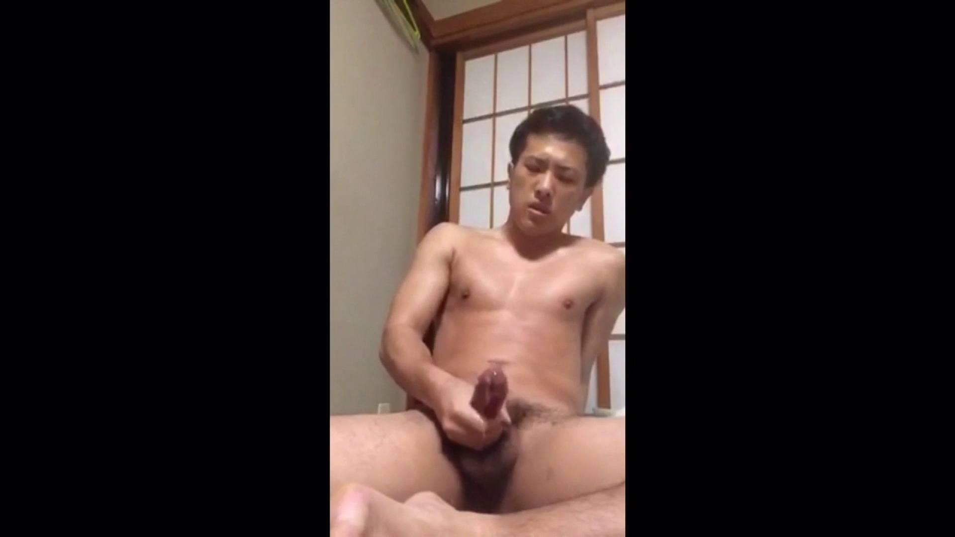 個人撮影 自慰の極意 Vol.25 ゲイのオナニー映像  75枚 65