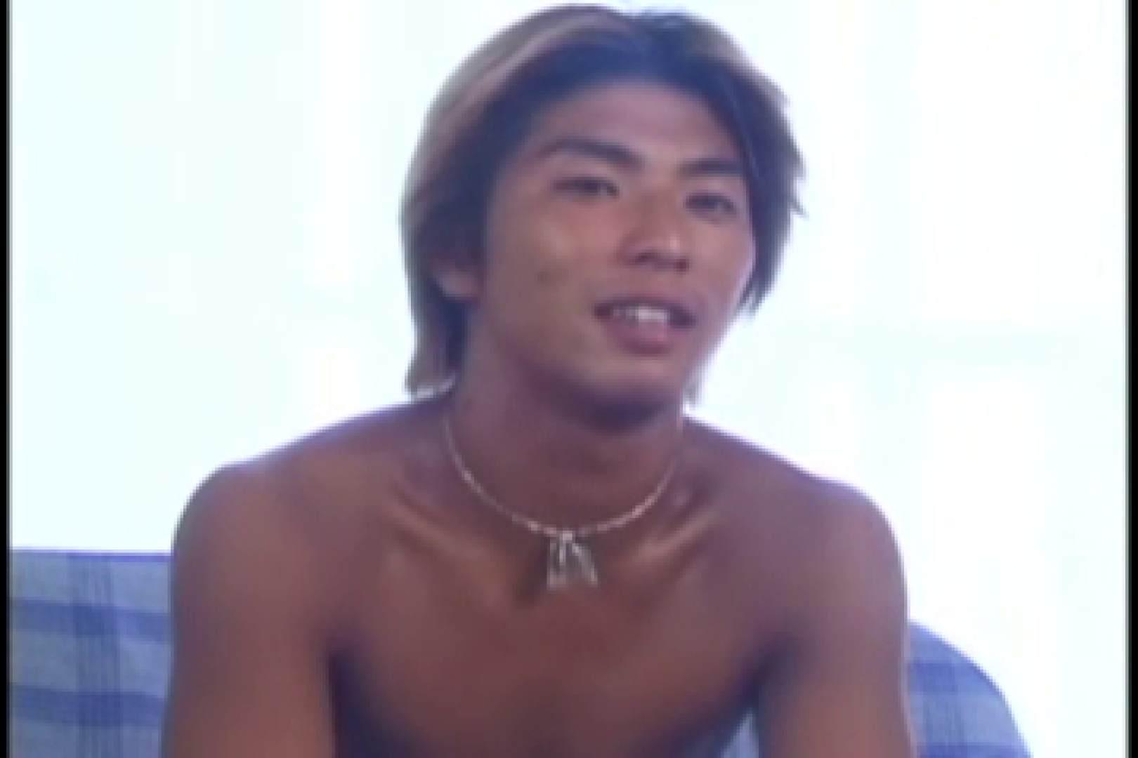 ノンケ!!イケメンサーファーのお試し初体験 ゲイのオナニー映像 ちんぽ画像 73枚 26